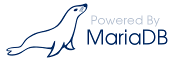 Powered by MariaDB