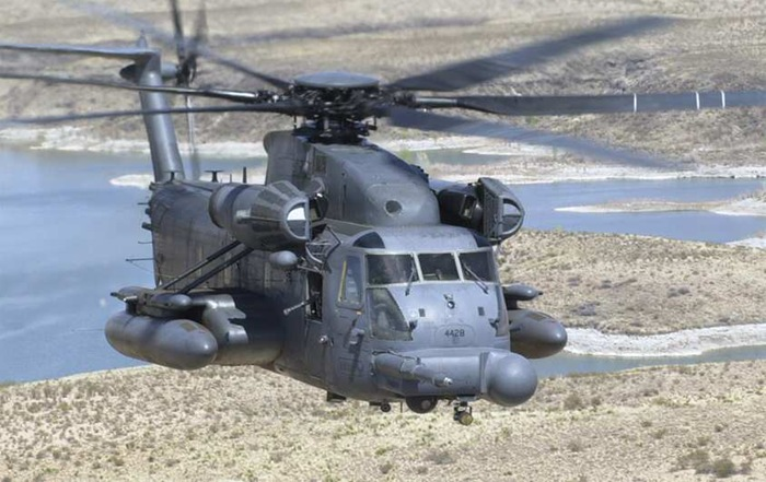 MH-53J Pave Low IIIE
